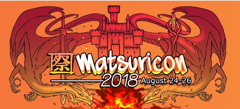 Matsuricon 2018