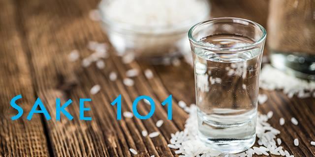 Sake 101 – Japanese Sake Tasting and Cheese PairingProgram
