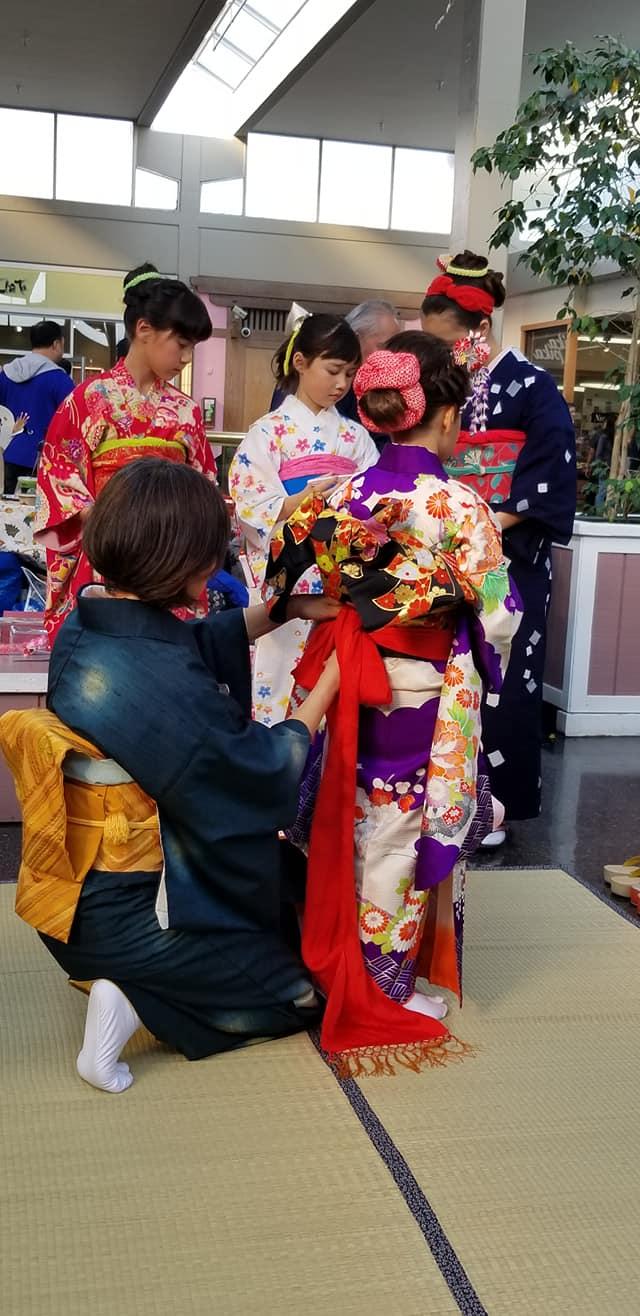Kimono Day November2018