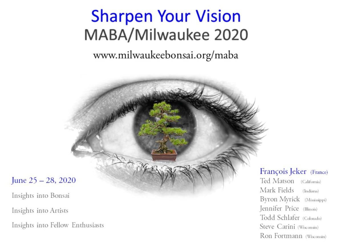 MABA 2020 BonsaiShow